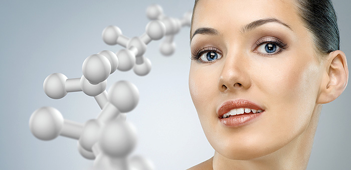 Hyaluronic acid sa cosmetology