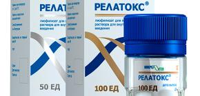 Botox ou Relatox - quel médicament à base de toxine botulique est le meilleur?