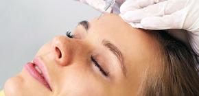 Que ne peut-on pas faire après des injections de Botox dans certaines zones du visage?