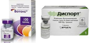 Quel est le meilleur: Botox ou Dysport?