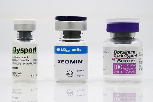 Préparations de toxine botulique