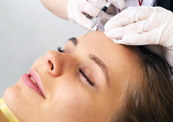 Recommandations après les injections de Botox pour éliminer les rides du visage