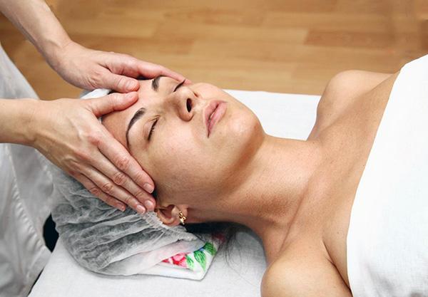 Interdiction du massage facial