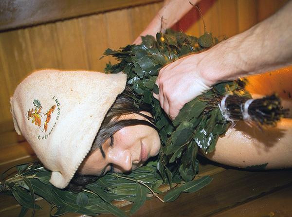 Interdiction de visiter les bains et les saunas