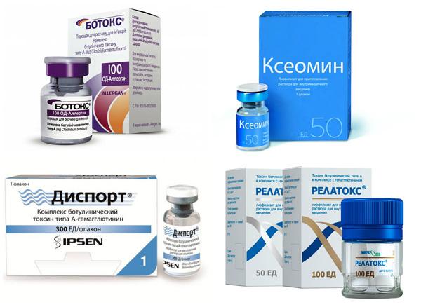 Comparez les caractéristiques des analogues de Botox et choisissez l'option appropriée ...