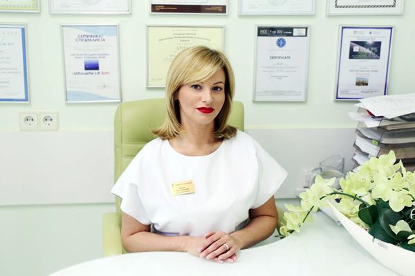 Il est nécessaire de choisir avec soin une clinique et un spécialiste pour la thérapie botulinique