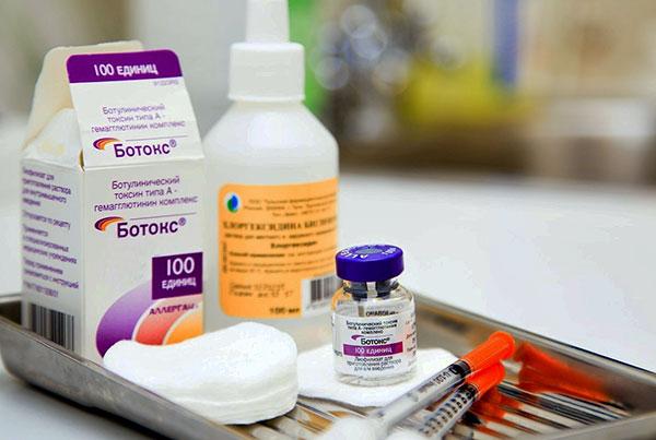 Le Botox était à l'origine utilisé uniquement en médecine