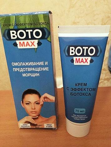 Crème Botox - Boto Max